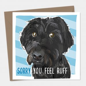 Sorry You Feel Ruff