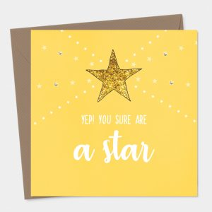 You are a star Card