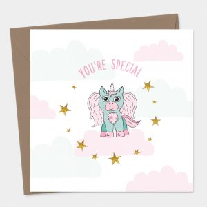 Special Unicorn Card