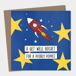 Kids Get Well Card