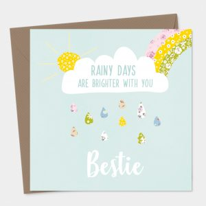 Bestie Sunshine Card