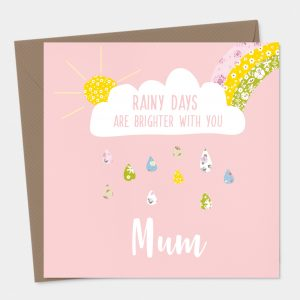 Mum Sunshine Card