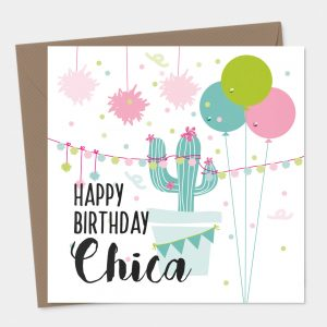 Happy Birthday Chica