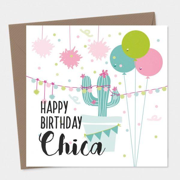 Happy Birthday Chica